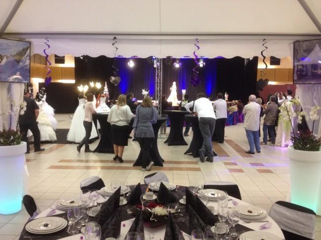 Salon du mariage de Tain l'Hermitage 2013