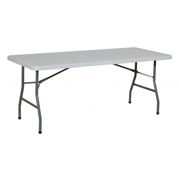 Table rectangulaire 6 Personnes